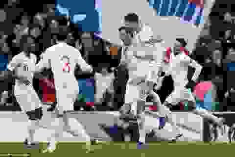 Đánh bại Croatia, đội tuyển Anh vào bán kết UEFA Nations League