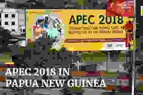 """""""Đấu khẩu"""" căng thẳng tại Hội nghị APEC 2018 và lời kêu gọi hợp tác"""