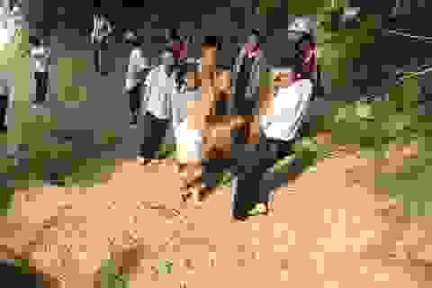 Tìm thấy thi thể học sinh bị đuối nước cùng nhóm bạn trên sông