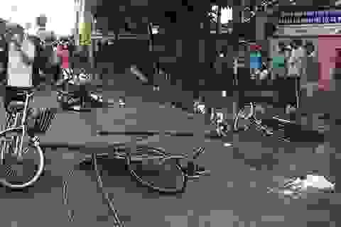 Vụ dây điện đứt, 2 học sinh tử vong: Nguyên nhân do sét đánh