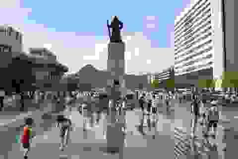 Du lịch Hàn Quốc vào cuối năm vào mua hoa anh đào – Đi để chiêm nghiệm và sống chậm