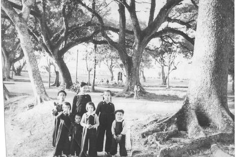 Hình ảnh lớp mẫu giáo tư thục đầu tiên ở Việt Nam
