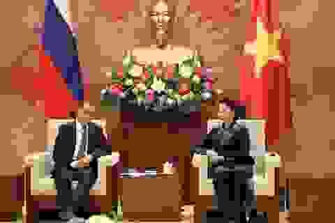 Nga là ưu tiên hàng đầu trong chính sách đối ngoại của Việt Nam