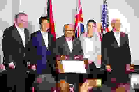 Cạnh tranh Trung Quốc, Mỹ và đồng minh bắt tay viện trợ Papua New Guinea