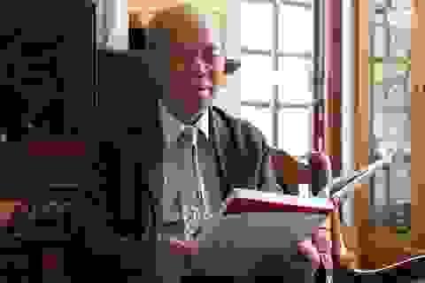 """Lò đốt chất thải công nghiệp nguy hại """"made in Việt Nam"""" đầu tiên của Giáo sư 81 tuổi"""