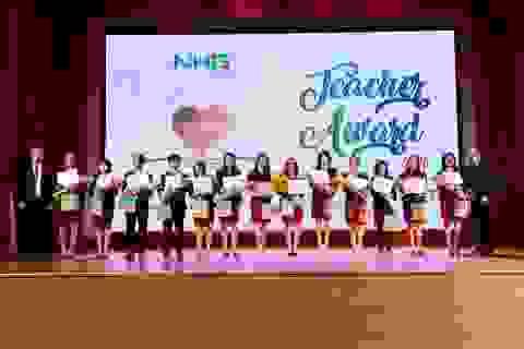"""Teacher Award 2018 - Vinh danh những """"trái tim vàng"""" trong sự nghiệp trồng người"""