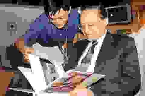 """Tỷ phú Mã Vân: """"Nếu không có Kim Dung, sẽ không có Mã Vân và Alibaba"""""""