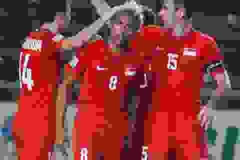 Cầu thủ Việt Nam chưa bao giờ giành danh hiệu vua phá lưới AFF Cup