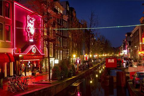 Phố đèn đỏ nổi tiếng Hà Lan có thể biến mất