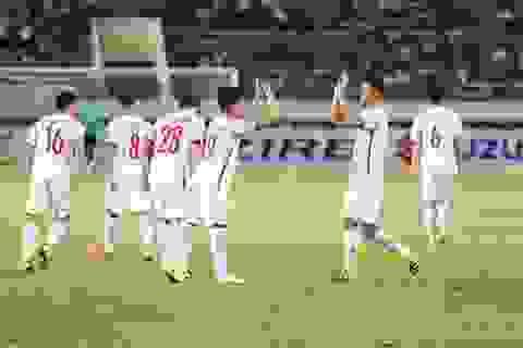 Kịch bản nào để đội tuyển Việt Nam giành vé vào bán kết AFF Cup 2018?
