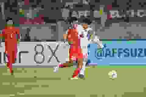 Myanmar 0-0 Việt Nam: Trận hòa quý giá