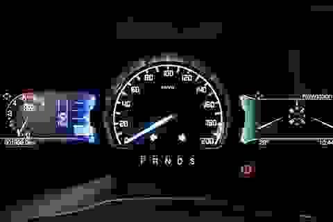 Ford Ranger mới - Bán tải cho khách hàng đô thị