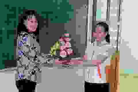 Ngày 20/11 của các giáo viên mang niềm tin cho trẻ khuyết tật
