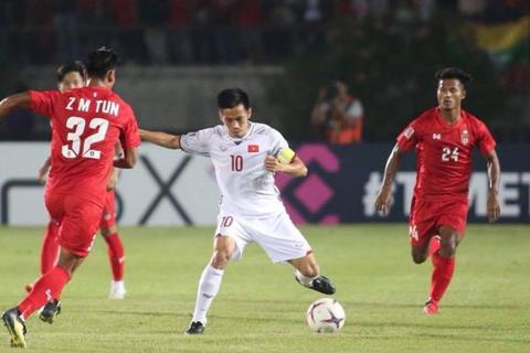 """HLV Park Hang Seo: """"Tuyển Việt Nam hòa Myanmar vì thiếu may mắn"""""""