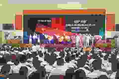 Học viện Hải quân Nha Trang kỷ niệm 36 năm ngày Nhà giáo Việt Nam
