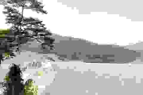 Thủy điện Sông Bung 2 được phép tích nước nhưng... không có nước để tích