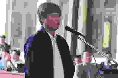 Cựu tướng Nguyễn Thanh Hóa bất ngờ nhận tội, xin lỗi lãnh đạo Bộ Công an