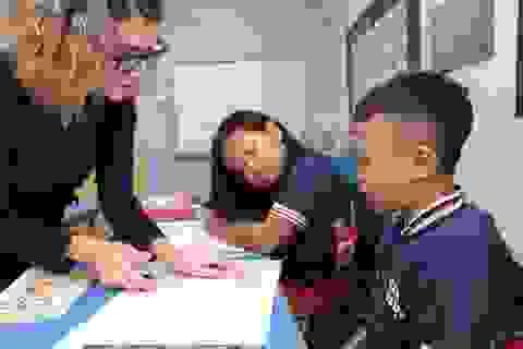 """Trẻ mắc bệnh """"chứng khó đọc"""" và chia sẻ thú vị của chuyên gia ngôn ngữ"""