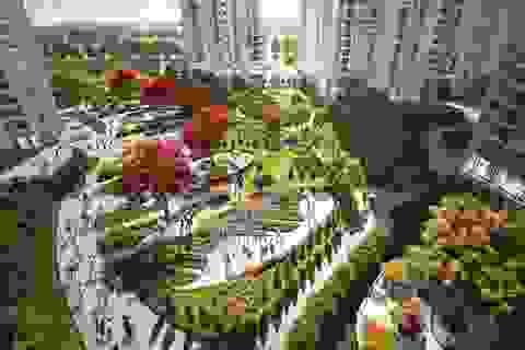 Hồng Hà Eco City gắn kết cư dân bằng ngày hội gia đình – Love in winter đậm chất Hàn