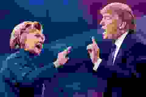 Báo Mỹ: Ông Trump từng muốn truy tố bà Clinton
