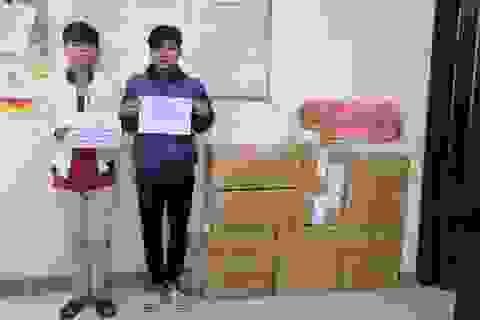 Bắt giữ gần 200kg pháo lậu trong đêm từ biên giới vào Việt Nam
