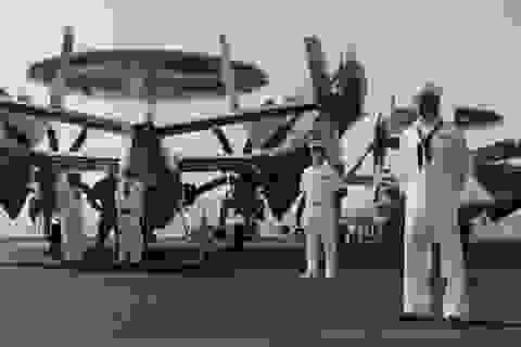 Thông điệp từ chuyến thăm hiếm của tàu sân bay Mỹ tới Hong Kong