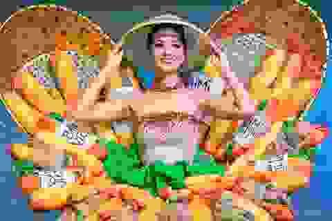 """Hoa hậu H'hen Niê chọn thiết kế """"bánh mì"""" làm trang phục dân tộc đi thi quốc tế"""