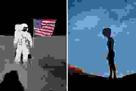 Cố phi hành gia tàu Apollo 14 thừa nhận sự tồn tại của người ngoài hành tinh