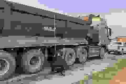 """Tóm gần 6000 """"hung thần"""" đường bộ, nạn quá khổ, quá tải bị chặn đứng tại Bắc Giang!"""