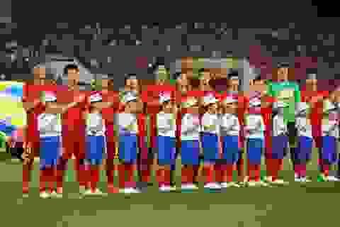 Trẻ em SOS sẽ ra sân cùng các cầu thủ tại giải AFF Suzuki Cup 2018