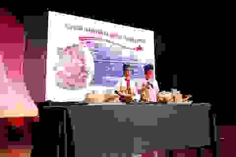 Học sinh Đà Nẵng thi sáng kiến ứng dụng giải quyết các vấn đề môi trường