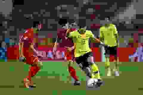 Chưa qua vòng bảng, ngôi sao Malaysia đã muốn… vô địch AFF Cup 2018
