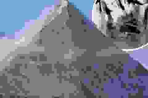 Phát hiện Kim tự tháp cổ đại ở Nam Cực?