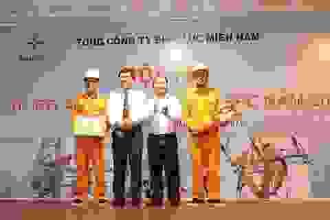 Hội thi Cán bộ an toàn giỏi EVN SPC năm 2018