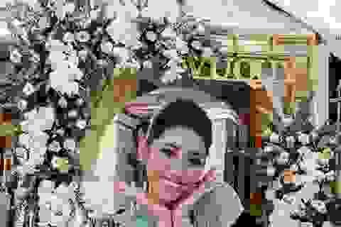 Không gian tiệc cưới ngập sắc trắng nhà hoa hậu Đại dương Đặng Thu Thảo