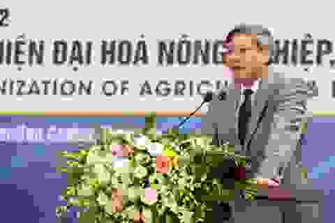 Khoa học công nghệ đã tạo chuyển biến mang tính đột phá cho nông nghiệp
