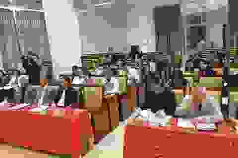 Hội nghị đào tạo nghề cho lao động nông thôn