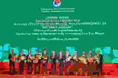 Hơn 700 tỷ đồng được Agribank cam kết đầu tư cho Cao Bằng