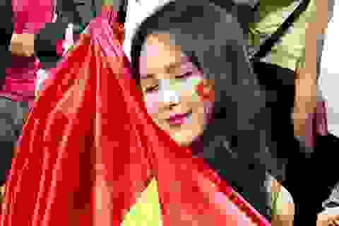 Cổ động viên Việt Nam nằm trong top đẹp nhất AFF Cup 2018