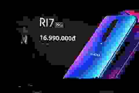 Smartphone cảm biến vân tay trong màn hình của Oppo về Việt Nam, giá 16,9 triệu đồng