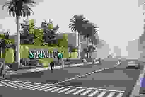 The Spring Town, phong cách sống đẳng cấp tiên phong ở Xuân Mai