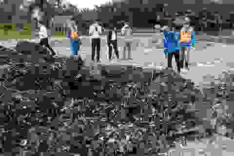 Vụ chôn 15.000 m3 chất thải tại Bình Chánh có dấu hiệu hình sự