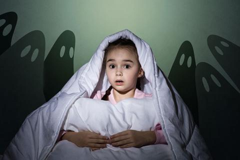 """Con bạn có bị hội chứng """"giấc ngủ kinh hoàng""""?"""