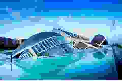 Những kiến trúc thổi bay tâm trí vì quá đẹp