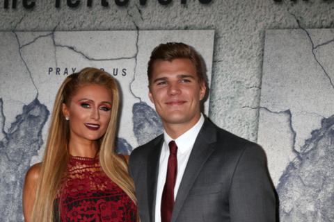 Paris Hilton thừa nhận chuyện tình đã kết thúc