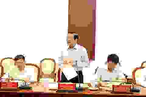 Công bố quyết định kiểm tra việc thu hồi tài sản tham nhũng tại TPHCM