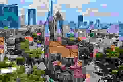 Khan hiếm dự án mới, giá bất động sản nội thành Sài Gòn sẽ tăng mạnh đến năm 2020