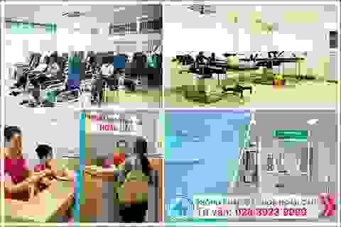 Phòng khám đa khoa Hoàn Cầu hỗ trợ chữa bệnh lý đúng chuyên khoa