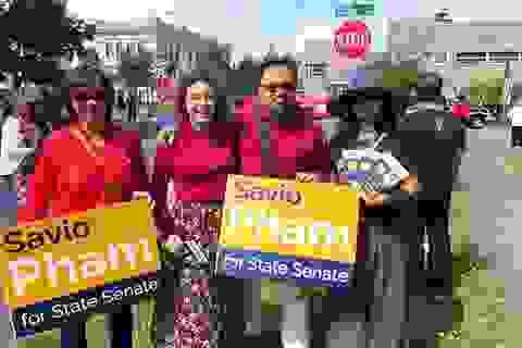 Hành trình chạy đua vào ghế Thượng nghị sĩ cấp bang của tiến sĩ người Mỹ gốc Việt