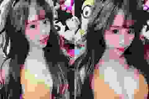 """3 cô gái trẻ Trung Quốc bị nghi """"không có thực"""" vì vóc dáng bốc lửa"""